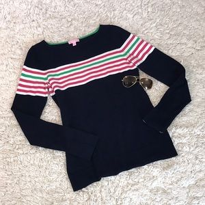 Lilly Pulitzer Maria Boatneck Sweater